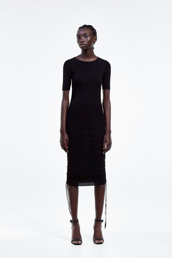 83db3cf0 Women's Knitted Dresses   New Collection Online   ZARA United Kingdom