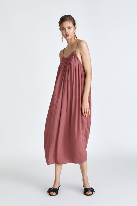 4180ce7bde0 Robes mi-longues pour femme