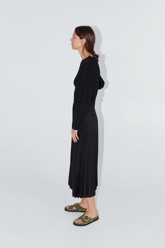 Pleated Skirt View All Skirts Woman by Zara
