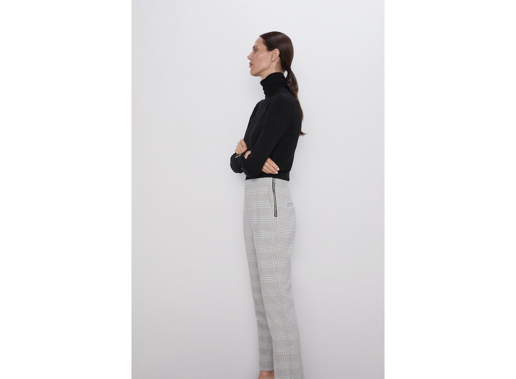 cb27a92f3742 Women's Trousers | New Collection Online | ZARA United Kingdom