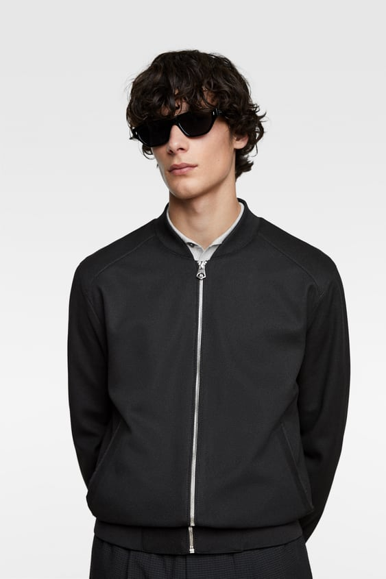 fece648b Men's Bomber Jackets | New Collection Online | ZARA United States