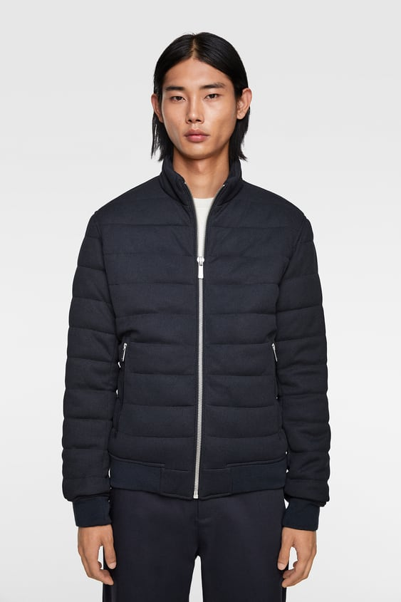 702d6569ec2 Men's Puffer Jackets | New Collection Online | ZARA United States