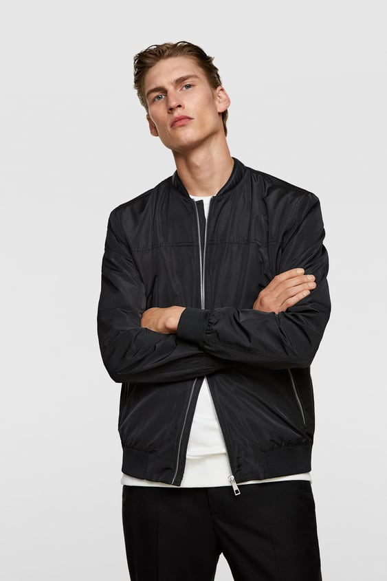 d265369ec Men's Bomber Jackets | New Collection Online | ZARA South Africa