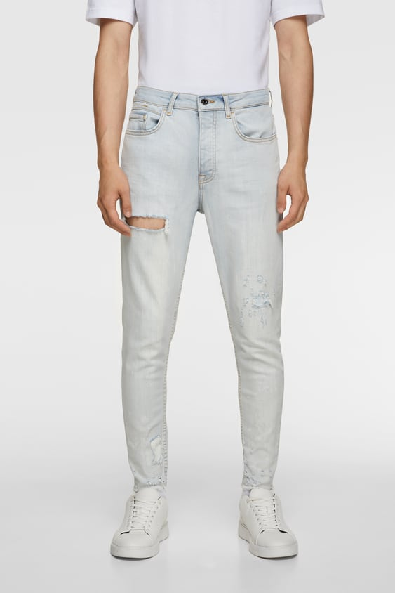 16fdca8e Men's Carrot Fit Jeans   New Collection Online   ZARA United States
