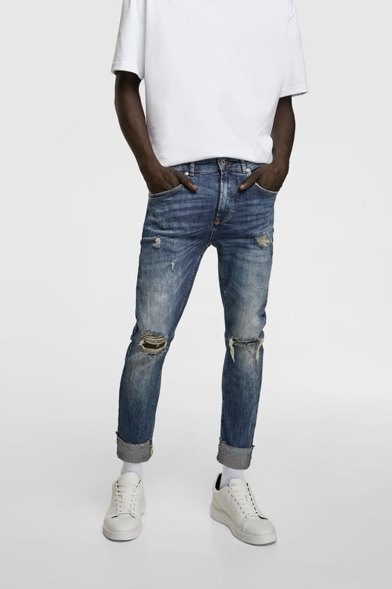 3e148f06c88 Men's Jeans | New Collection Online | ZARA United States