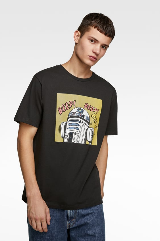 062757391f54 Men's T-shirts | New Collection Online | ZARA United States