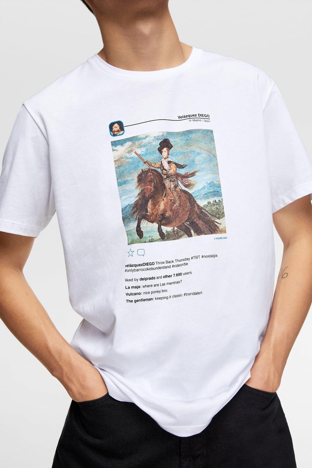 36304406 Men's T-shirts | Online Sale | ZARA United Kingdom