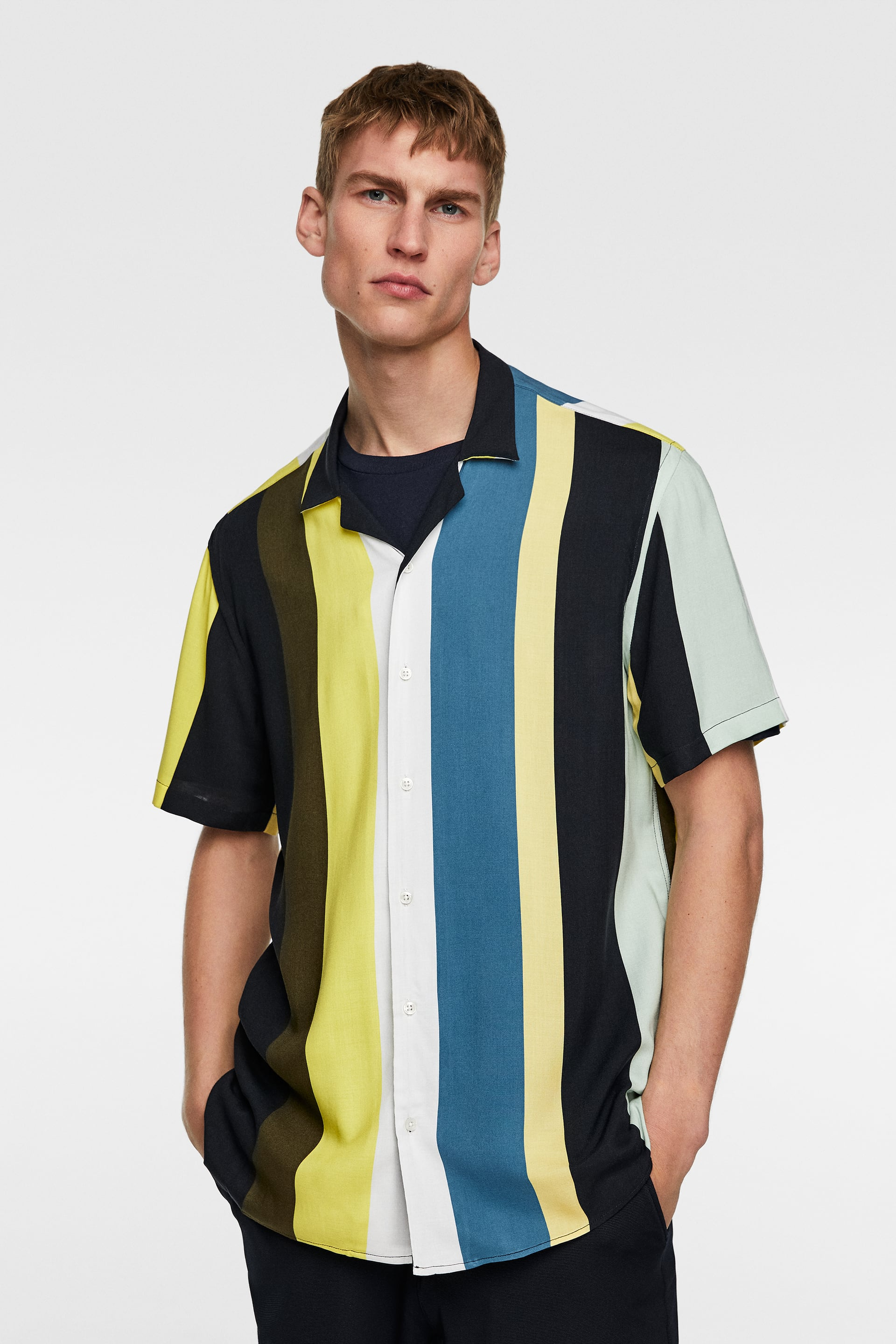 Vertical Striped shirt