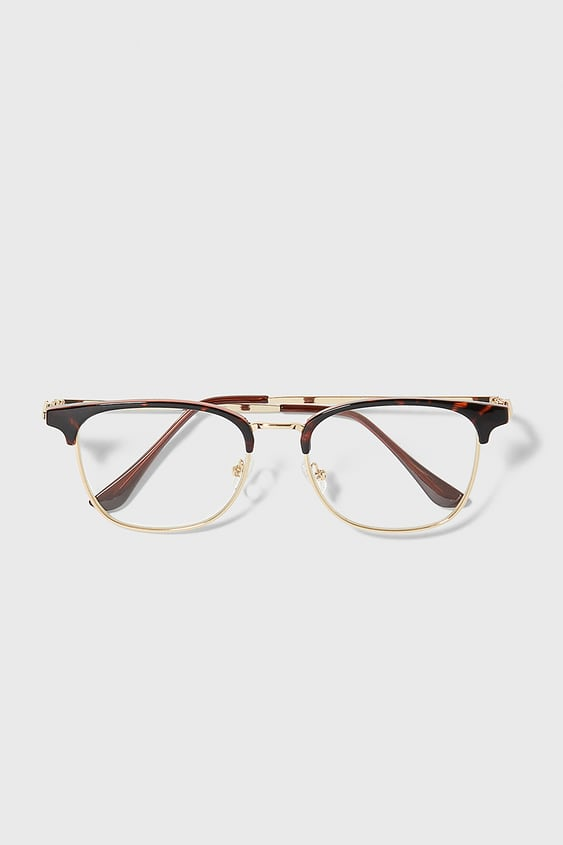 3b2ef38705a4 GLASSES WITH COMBINED FRAME - View all-ACCESSORIES-MAN | ZARA South ...