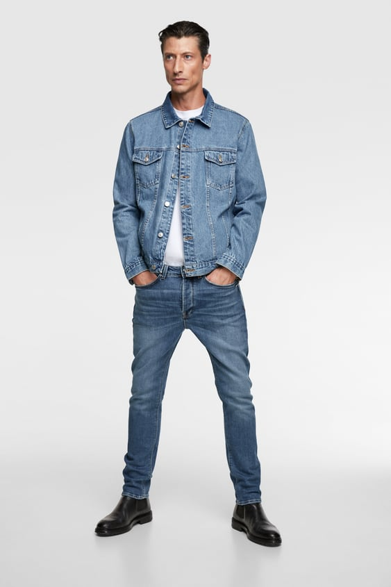 9323d34dc Men's Jackets | New Collection Online | ZARA United States
