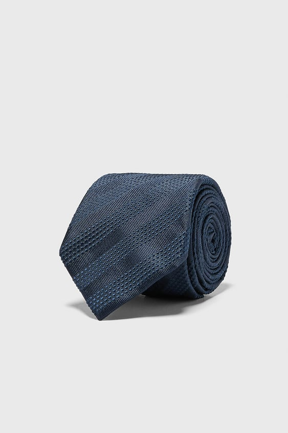 b2fb660ed99f Men's Ties and Bow Ties | New Collection Online | ZARA United States