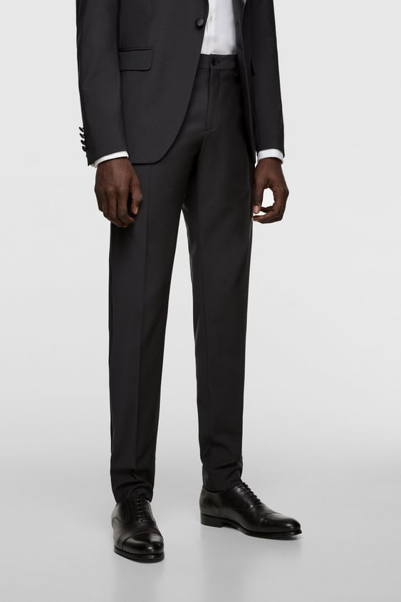 91e27e83f2 Men's Suit Trousers | New Collection Online | ZARA South Africa