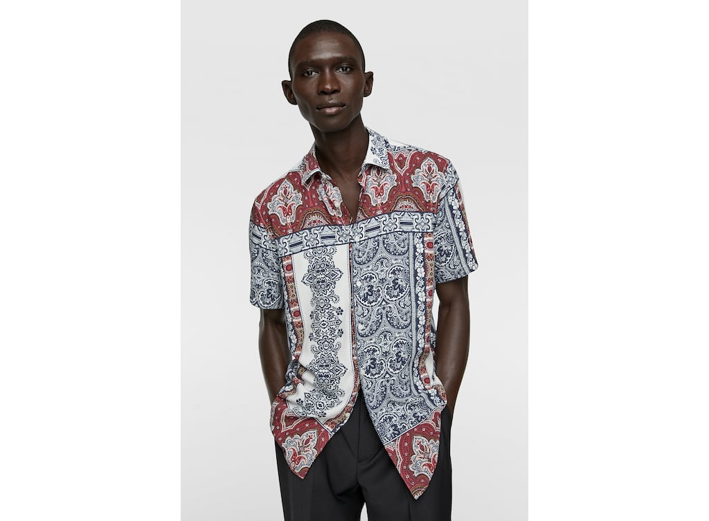 7aaa8aef994 Men's Shirts | New Collection Online | ZARA United Kingdom