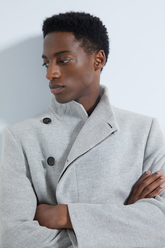 59bb213c9e Men's Coats | New Collection Online | ZARA Saudi Arabia