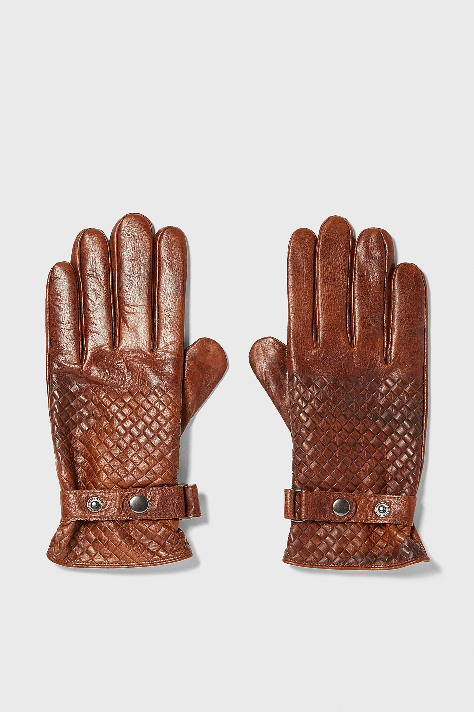 mens glove trends