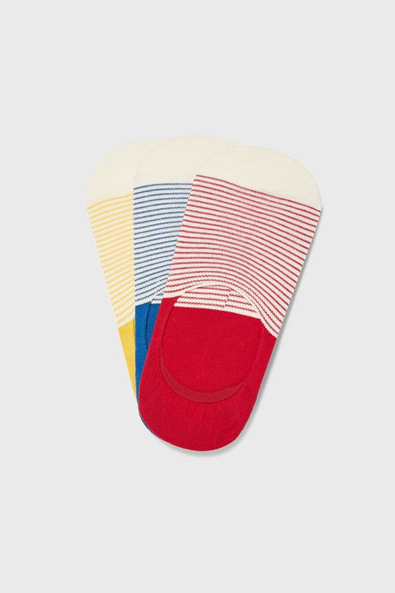 09c7a9338 PACK OF NO-SHOW SOCKS