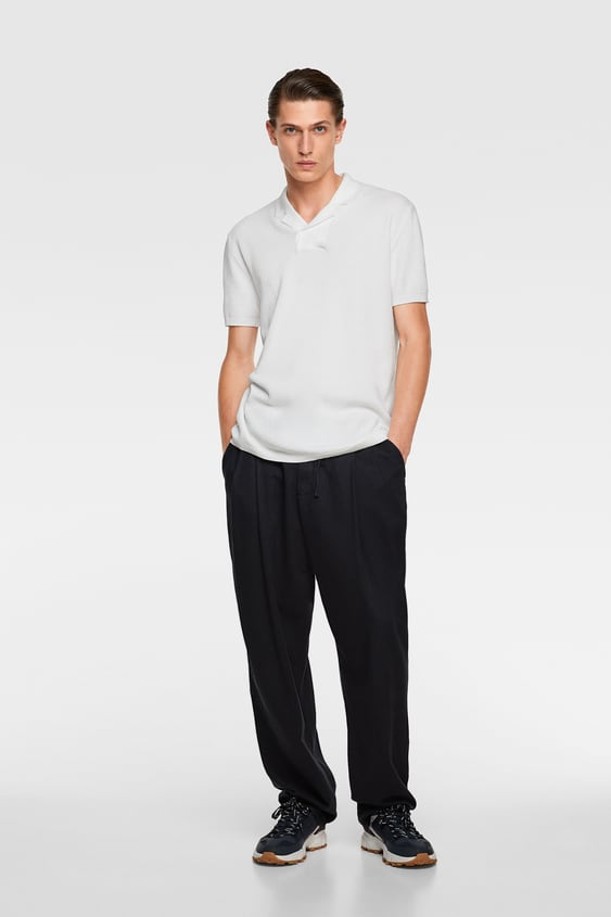 b657bdf18 Men's Polo Shirts | New Collection Online | ZARA United States
