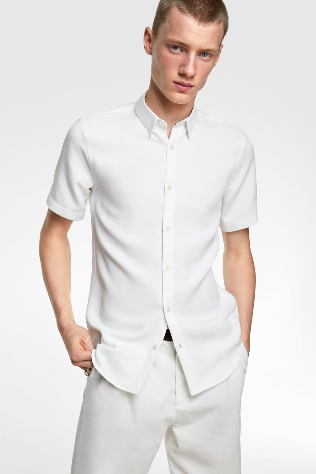 28001584 Men's Shirts | New Collection Online | ZARA India