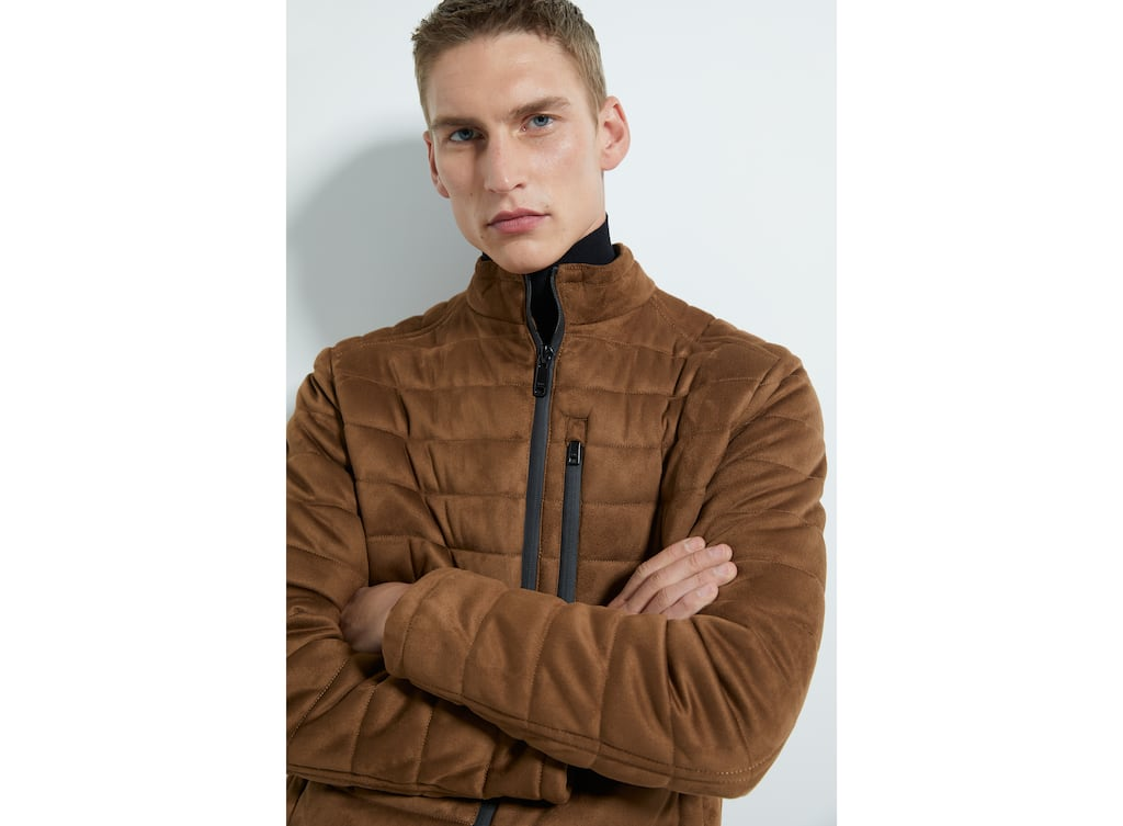 meticulous dyeing processes classic fit finest fabrics Men's Jackets | New Collection Online | ZARA Canada