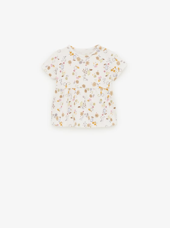 eaf706e1 Baby Girls' Fashion | New Collection Online | ZARA United States
