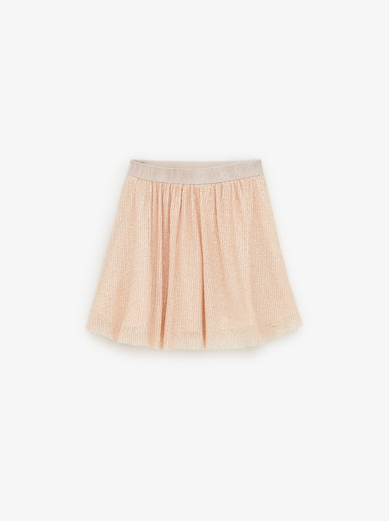 96956be09ef378 GONNA IN TULLE CON PAILLETTES - GONNE-BAMBINA | 5-14 anni-BAMBINI ...