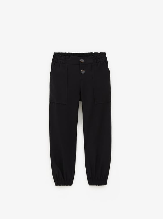 691af73860 Girls' Trousers   New Collection Online   ZARA Singapore