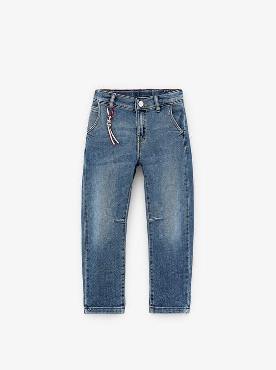 2f72984f95b27 Jeans pour garçon | Nouvelle Collection en ligne | ZARA France
