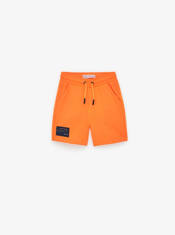ca7157de462852 Jungen Shorts | Neue Kollektion Online | ZARA Deutschland