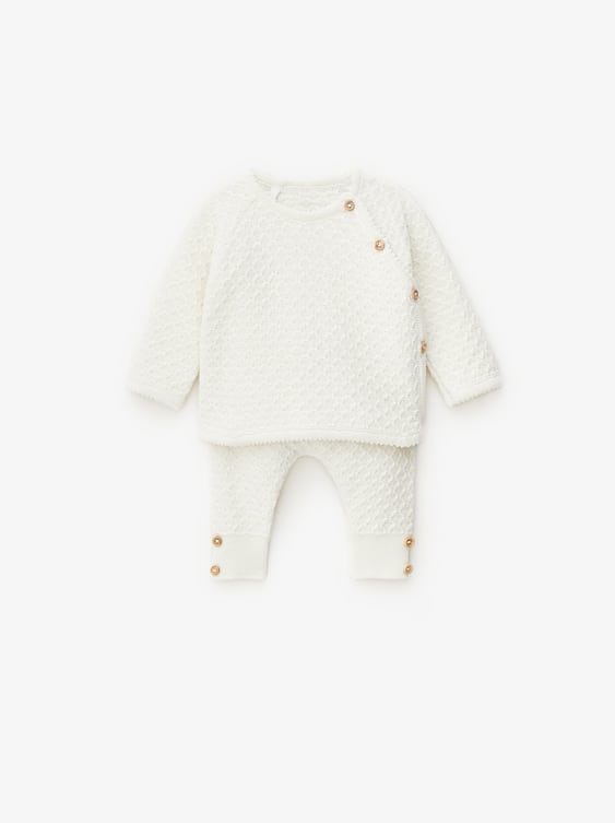 d24e1c51f314 Newborn Baby Knitwear | New Collection Online | ZARA Luxembourg