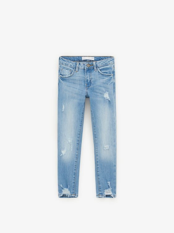 3e5f6cfef6351 JEANS-FILLE | 6 - 14 ans-ENFANTS-NOUVELLE COLLECTION | ZARA France