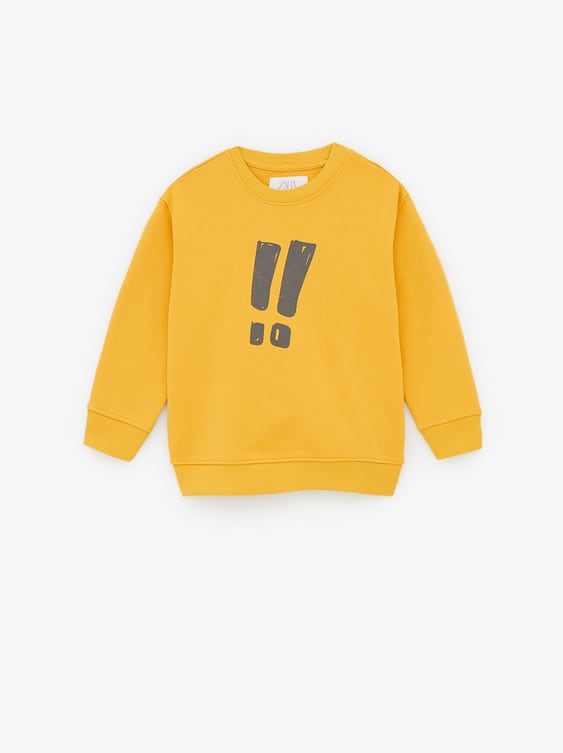 9e8d885a74 Boys' Sweatshirts | New Collection Online | ZARA United States