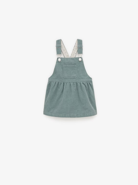 offer discounts hottest sale where can i buy Shoptagr | Basic Corduroy Pinafore Dress View All Dresses by ...