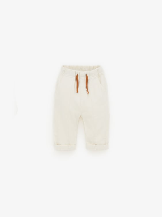 Relaxed Fit Pants  Back To Schoolbaby Boy by Zara