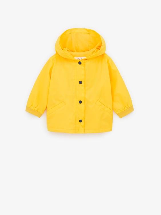 841b8b2860 Baby Girls' Outerwear | New Collection Online | ZARA Peru