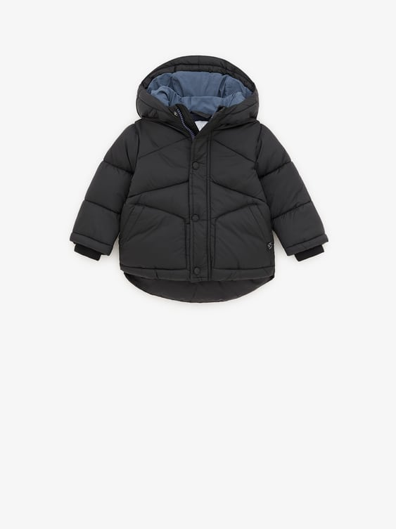 ae39746c3 LINED PUFFER JACKET