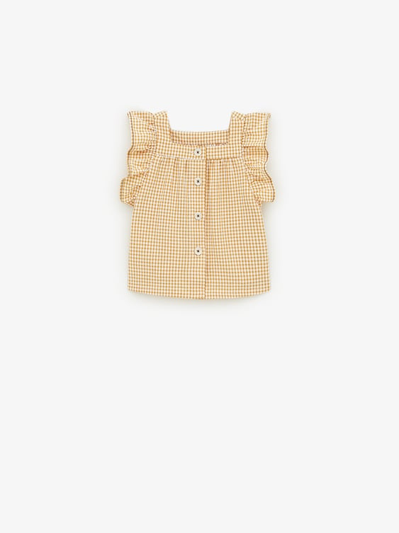 55c13f12 Baby Girls' Fashion | New Collection Online | ZARA United Kingdom