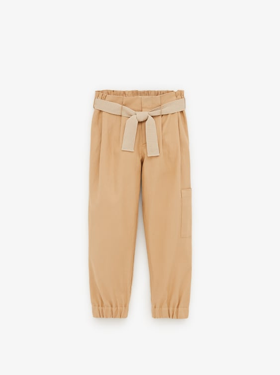c816b8968781 Girls' Trousers | New Collection Online | ZARA United Kingdom