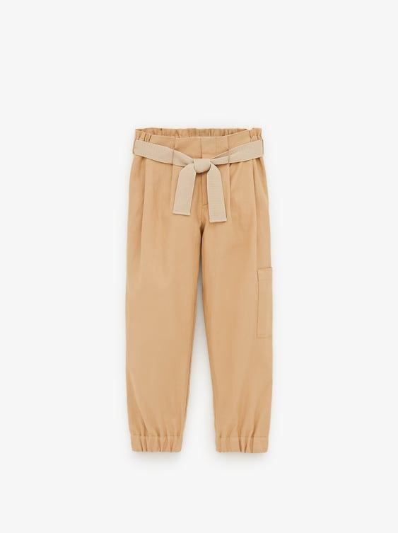 7b1c69c6994 Girls' Trousers | New Collection Online | ZARA United Kingdom