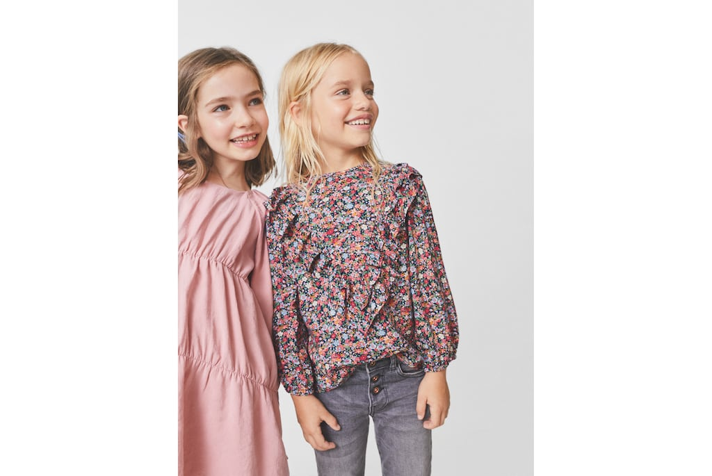 13ba170cea Girls' Shirts and Blouses | New Collection Online | ZARA United States