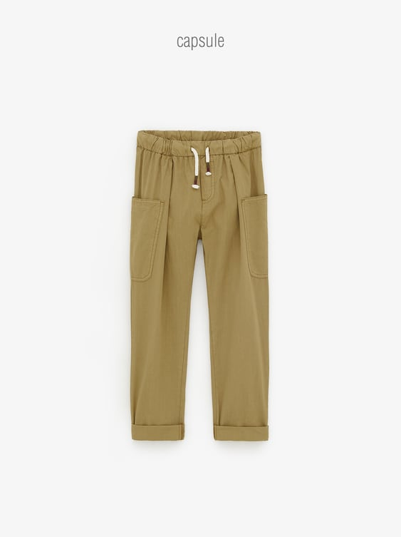 b9aa7c62d Boys' Pants | New Collection Online | ZARA United States