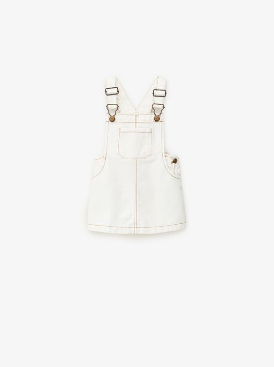 2e4b3be06 NATURAL SERGED OVERALL DRESS - View All-DRESSES AND JUMPSUITS-BABY ...