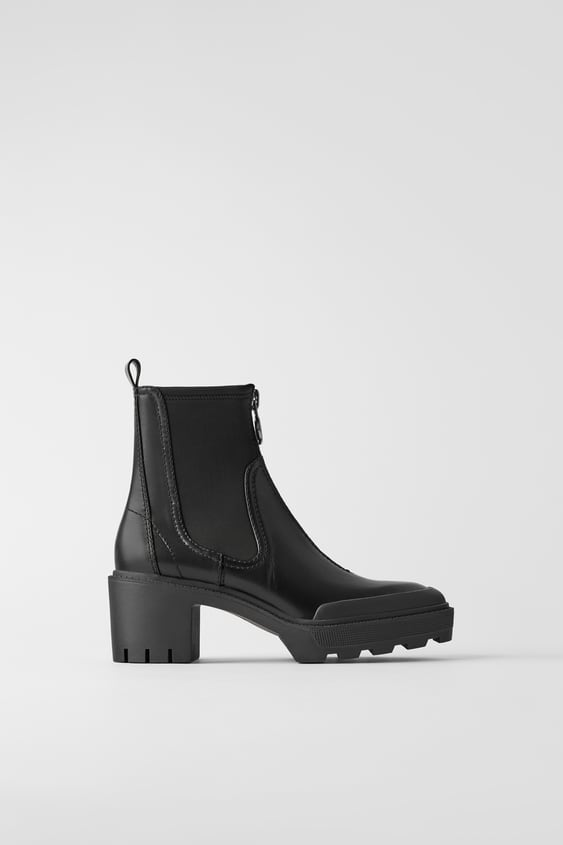 f0bd4aaf0d4 Women's Ankle Boots | New Collection Online | ZARA United States