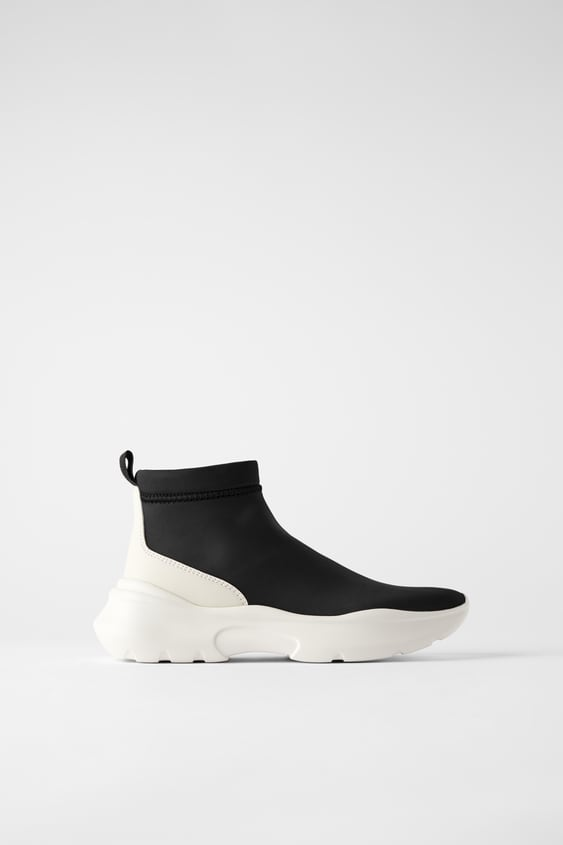 bf0f962d24a Women's Sneakers | New Collection Online | ZARA United States