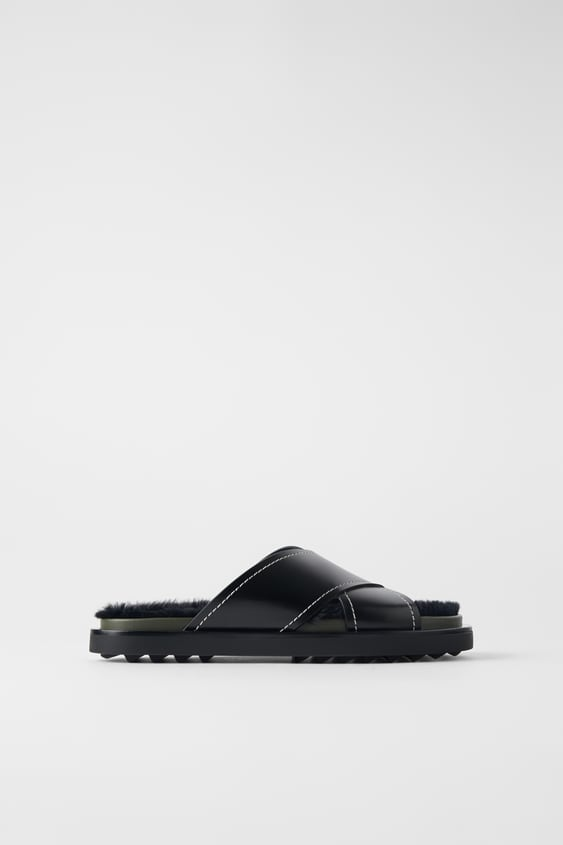 e6a60e1695d Women's Flat Sandals | New Collection Online | ZARA United States