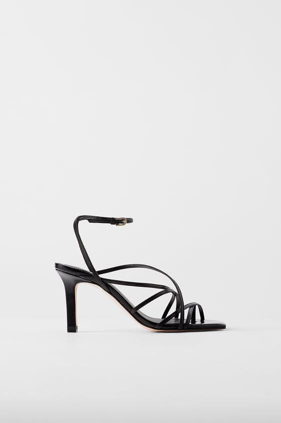 9bb26172d3f Women's Heeled Sandals | New Collection Online | ZARA United Kingdom