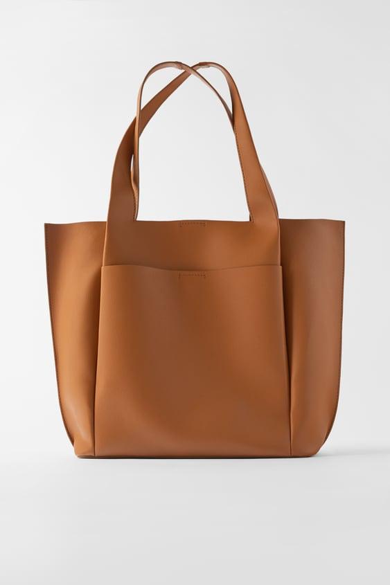 Minimal Shopper View All Bags Woman by Zara