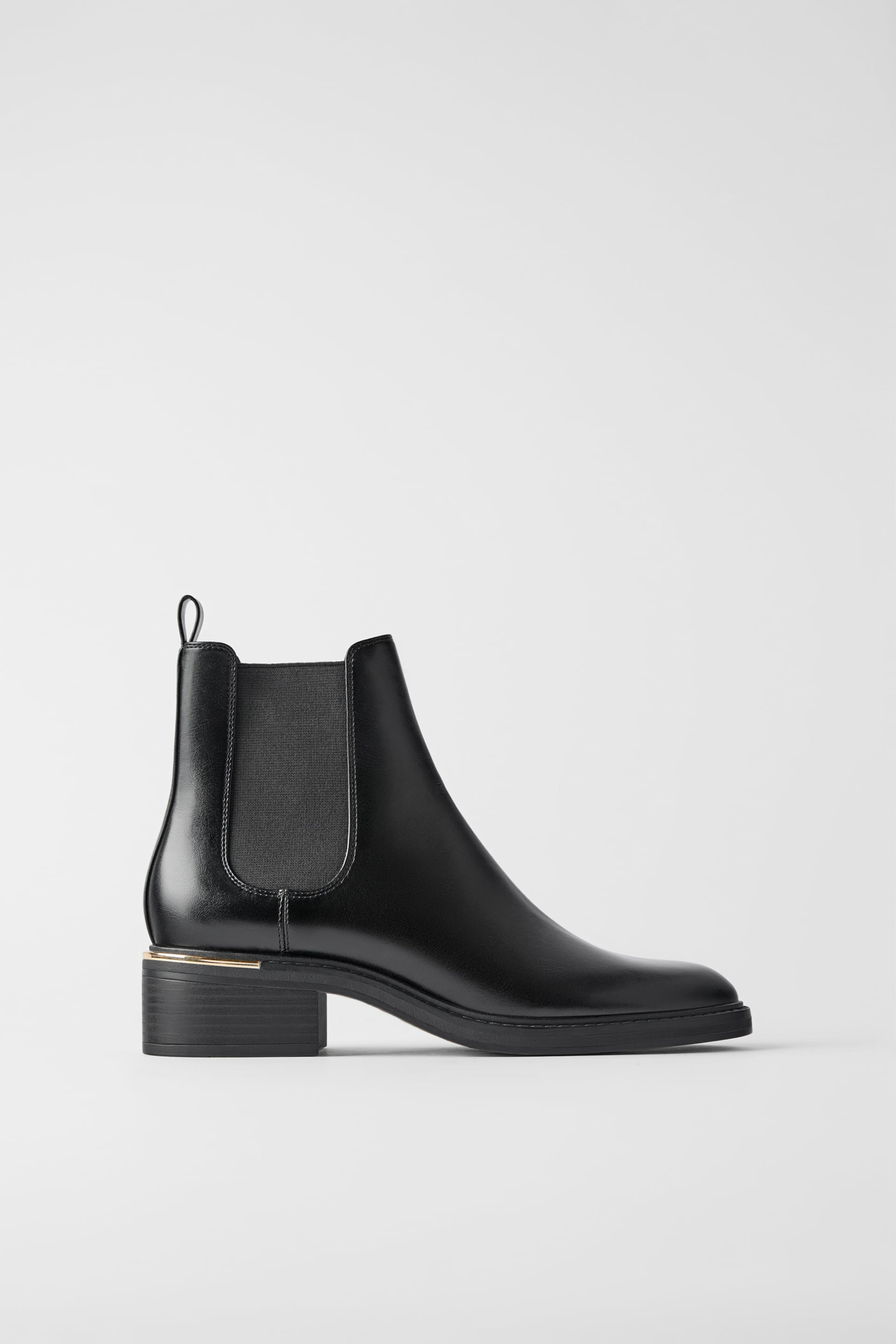 Low Heeled Ankle Boots