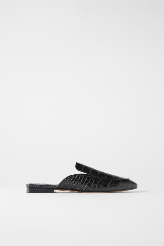 61453d1f30ed1 Women's Flat Shoes | New Collection Online | ZARA United States