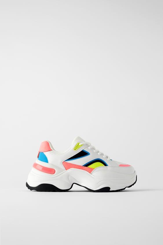 nuovi prezzi più bassi ottenere a buon mercato grande vendita Women's Sneakers | New Collection Online | ZARA United States