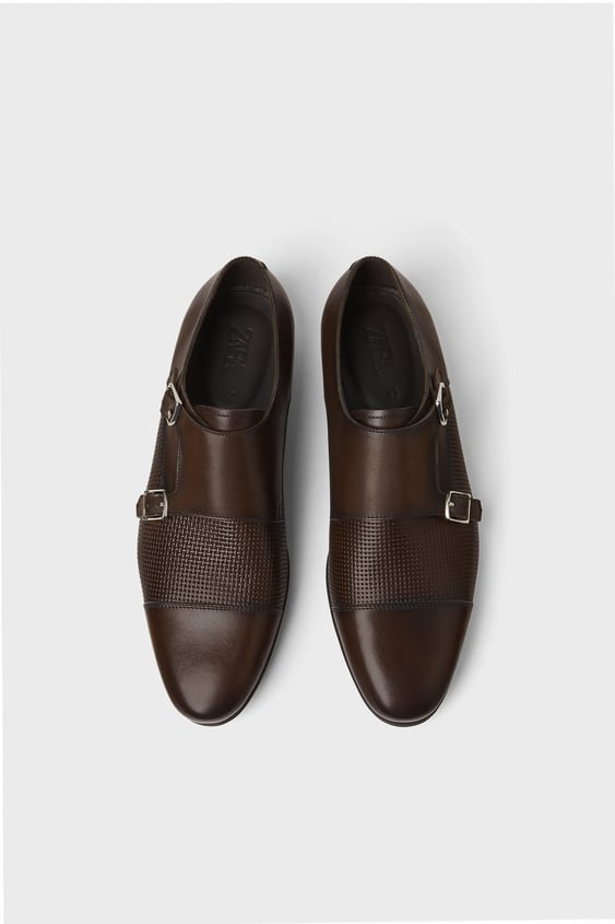 2bc987fca28c Men's Dress Shoes   New Collection Online   ZARA United States